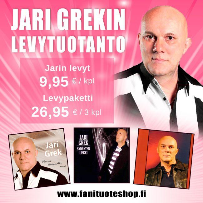 JARI GREK