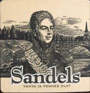 Sandels-lasinalunen, 6 kpl
