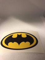 BATMAN-tarra, 5,5 x 9,5 cm