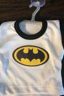 BATMAN-mini-t-paita imukupilla