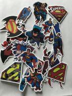 SUPERMAN-tarralajitelma, 5 kpl