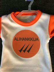 ALIHANKKIJA-mini-t-paita imukupilla