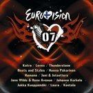 Eri esittäjiä : Eurovision 2007