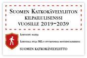 Suomen Katkokävelyliiton kilpailulisenssi