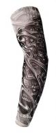 Tatuointisukka käsivarteen