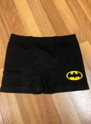 BATMAN-boxerit, mustat