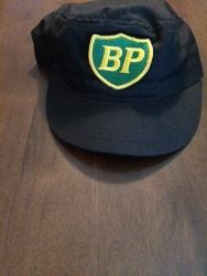 BP-lippis, musta