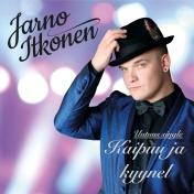 Jarno Itkonen : Kauas kanssasi liitelen -cd + Kaipuu ja kyynel -sinkku