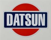 DATSUN-tarra