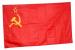 CCCP-lippu, 86 x 142 cm