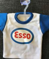 ESSO-mini-t-paita imukupilla