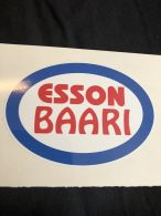 ESSON BAARI-tarra