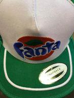 Fanta-lippis2, punainen, Snapback
