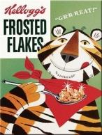Kellogg´s Frosted Flakes -jääkaappimagneetti