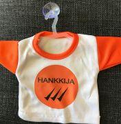 Hankkija-mini-t-paita imukupilla