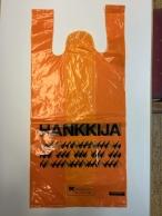 HANKKIJA-muovikassi, 2 kpl