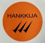 HANKKIJA-tarra