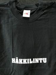Häkkilintu-t-paita
