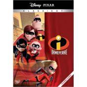 Disney - Ihmeperhe -dvd