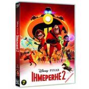 Disney - Ihmeperhe 2 -dvd