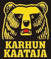KARHUN KAATAJA -t-paita