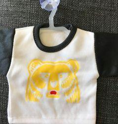Karhu-mini-t-paita imukupilla