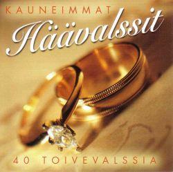 Kauneimmat häävalssit - 40 toivevalssia, 2CD