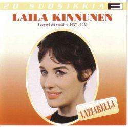 Laila Kinnunen : 20 suosikkia - Lazzarella