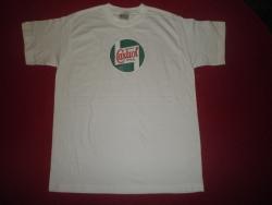 Castrol-t-paita, valkoinen
