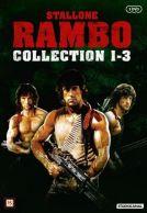 RAMBO 1-3, 3DVD