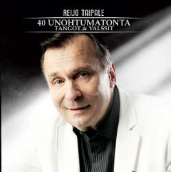 Reijo Taipale : 40 unohtumatonta - tangot & valssit, 2CD