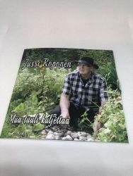 Jussi Roponen : Mua tuuli kuljettaa -sinkku