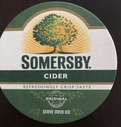 Somersby-lasinaluset, 6 kpl