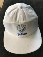 SULTAN-lippis, valkoinen