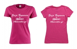Saija Tuupanen - naisten t-paita