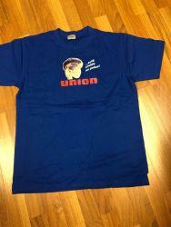 Kyllä Union on poikaa -t-paita