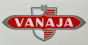 VANAJA-tarra