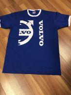 VOLVO-t-paita, sininen isolla kuvalla