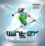 Eri esittäjiä : Winter Hitz 2011 CD+DVD