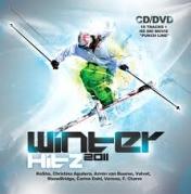 Eri esittäjiä : Winter Hitz 2011 CD+DVD