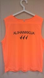 ALIHANKKIJA -hihaton t-paita